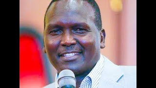 Long distance runner, Paul Tergat takes charge