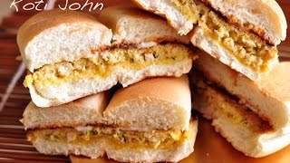 Roti John -  Malaysian Night Market Sandwich | Recipes Are Simple