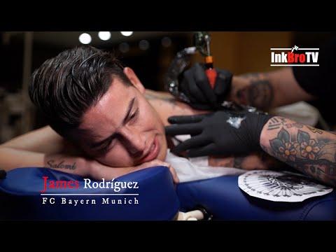 INKBROTV - Entrevista a James Rodríguez | #inkaddicted #inkbrotv