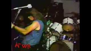 At War - Creed Of The Sniper (Live 1988)
