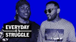 Everyday Struggle - Pusha Says Drake's Producer 40 Leaked Secret About His Son, New Joyner Lucas