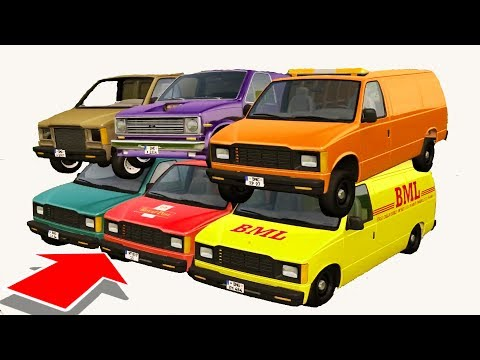 WTF EPIC Funny Moments #5 BEAMNG DRIVE