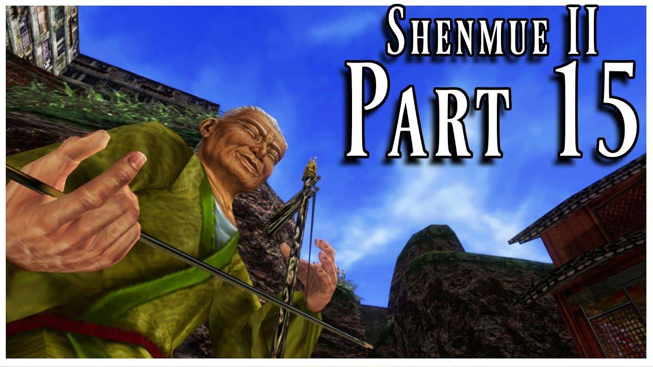 Shenmue 2 HD – Part 15: Hans Zimmer