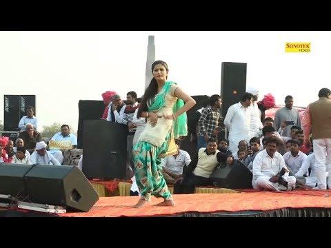 Download Sapna Choudhary 2018 | Superhit Sapna Stage Dance | New Haryanvi DJ Song 2018 HD Mp4 3GP Video and MP3