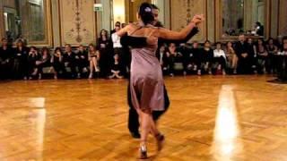 Tango Milonguero - Silvia Tonelli e Claudio Ruberti - Vals