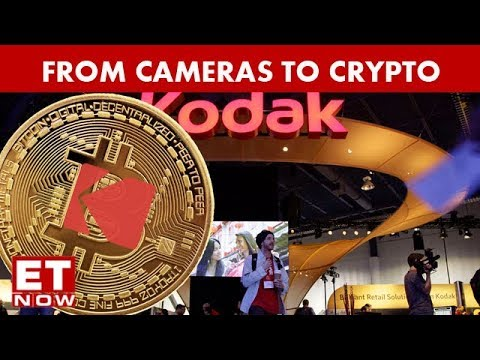 Kodak Announces Its Own Cryptocurrency Called 'KODAK' Coin