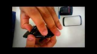 Blackberry Curve 9350 9360 9370 - How To Take Apart
