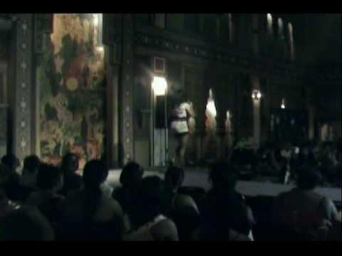 "Rene Matthew Performs ""Broken Heartbeat"" @ Regal Theatre"
