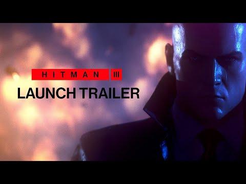 hitman 3 launch trailer