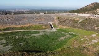 San Antonio dam Drone Flight