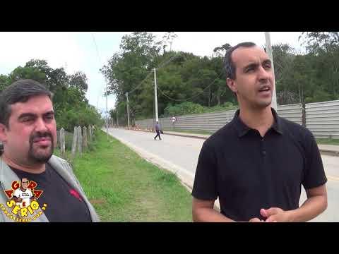 Prefeitura de Juquitiba embarga obra da Eletropaulo na entrada da Cidade