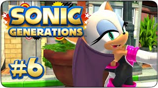 preview picture of video 'Sonic Generations #06 - City Escape'