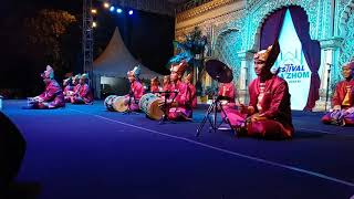 Hajir Marawis Almunawar @masjid Al Azhom Festival Ke 7