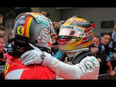 GP às 10: Superioridade da Mercedes faz Vettel perder título, e não erros