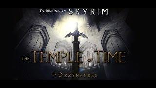 [SKYRIM] The Temple of Time; Comparison Trailer (Oldrim vs Special Edition)