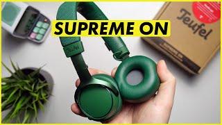 Teufel SUPREME ON (Green) - Einer der besten On Ear Bluetooth Kopfhörer | CH3 Review Test Deutsch