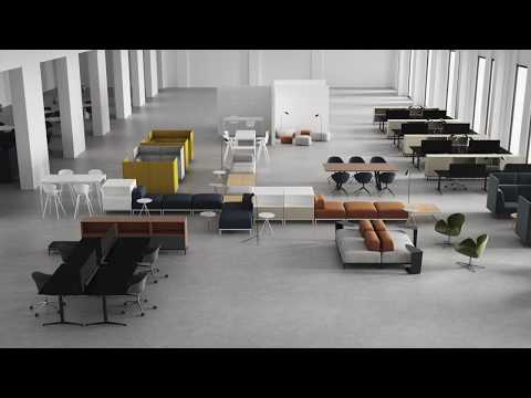 Office Furniture Design Ideas - BoConcept Sydney