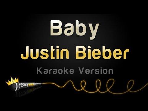 Justin Bieber ft. Ludacris - Baby (Karaoke Version)