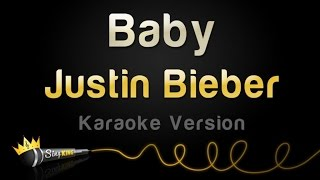Justin Bieber Ft. Ludacris - Baby (Karaoke Version)