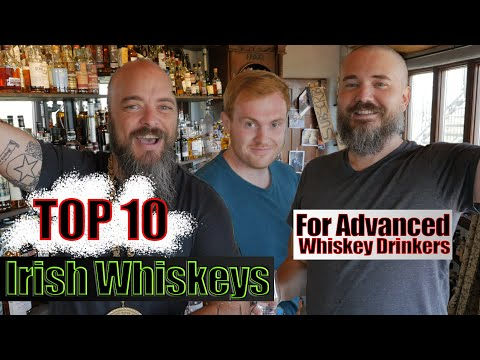 Top 10 Irish Whiskeys for Advanced Whiskey Drinkers [Crowd sourced From Whiskey Lovers]