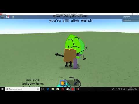 An Update On The Roblox BFDI Game - смотреть онлайн на Hah Life