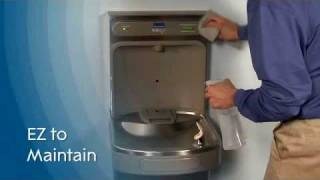Watch Elkay ezH2O Maintenance