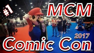 MCM London Comic Con - May 2017