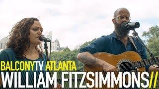 WILLIAM FITZSIMMONS - ANGELA (BalconyTV)