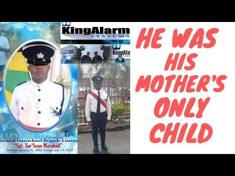 The Taesean Marshall Story - King Alarm Still Has A lot Of Questions To Answer