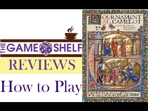 Tournament at Camelot: How to Play