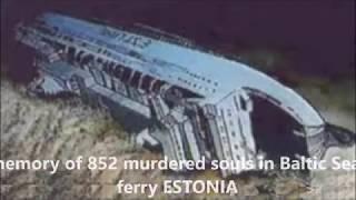 TEC DIVE In Baltic Sea On Ferry ESTONIA   Tribute To 852 Souls