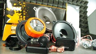 Hertz DSK 130.3 Car speaker unboxing & FREE AIR test