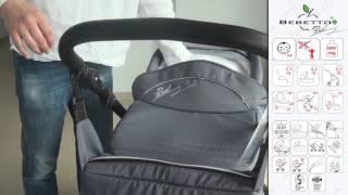 Обзор детской универсальной коляски Bebetto Pascal
