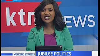 Jubilee leaders: We are now in