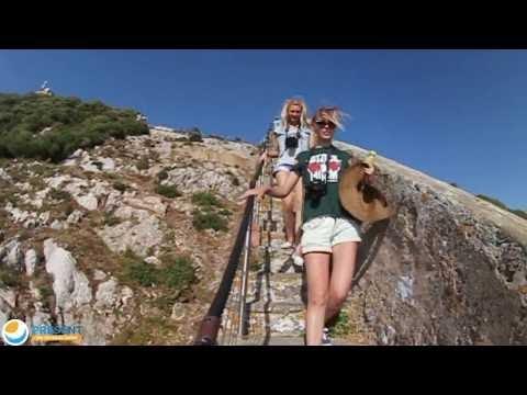 Авторский тур в Испанию Present мы путешествуем компанией по городам Испании, Андалусия видео