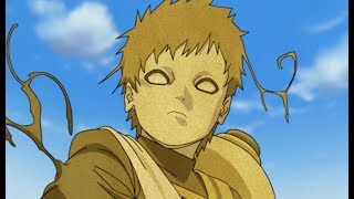 Naruto Shippuden   Naruto Vs Sand Ghost