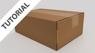 Fusion 360: Cardboard Box Design with Sheet Metal Tools