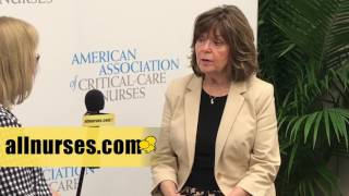 View the video Judy Crewell speaks about nurses and spiritual care