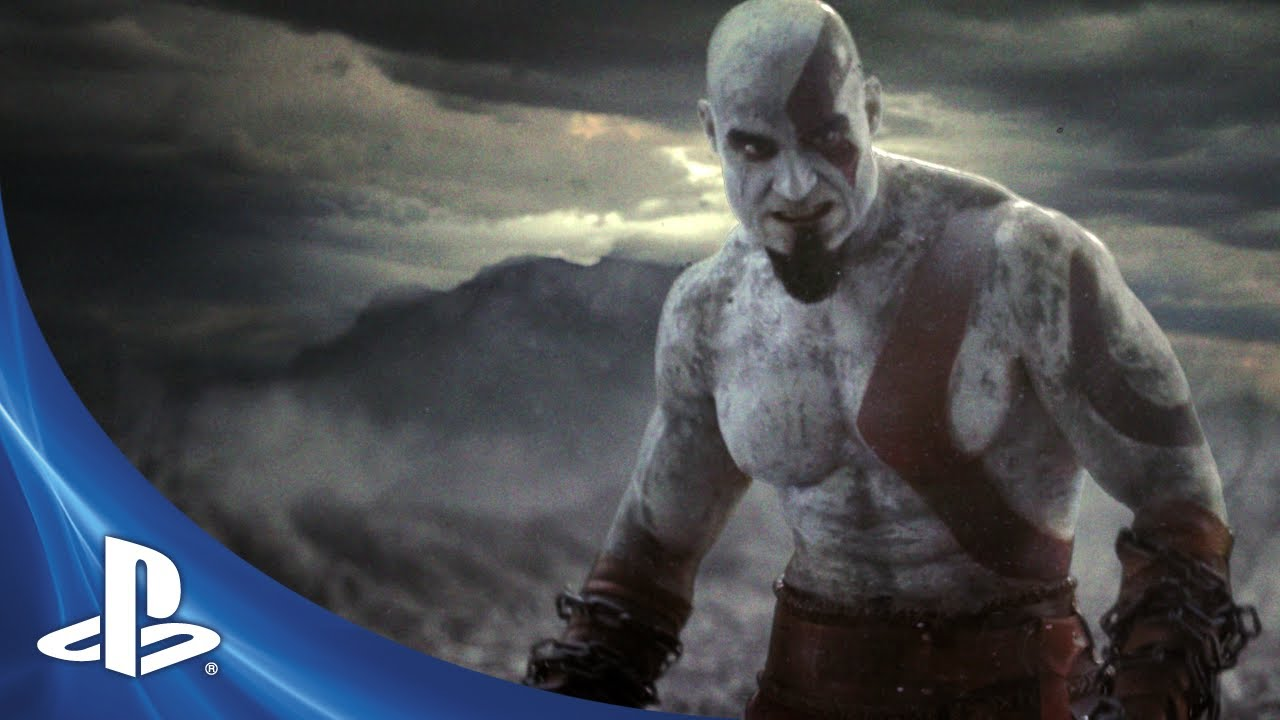 From Ashes: God of War: Ascension Live-Action Trailer Explores Kratos' Origins