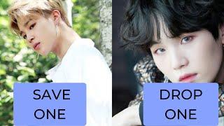 SAVE ONE DROP ONE SAME GROUP #1 (kpop Male Idol Edition)