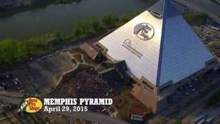 The Memphis Pyramid | Bass Pro Shops