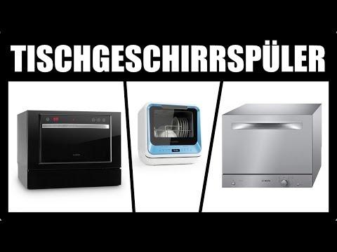 ► BESTER MINI GESCHIRRSPÜLER TEST ★ Tisch Geschirrpüler Test ★ Bosch Tischgeschirrspüler Test..