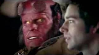 Chuck vs Hellboy II