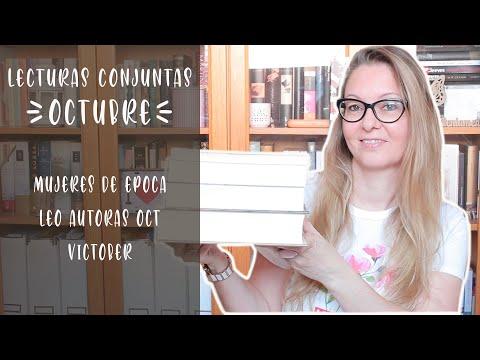 Lecturas Conjuntas Para Octubre|| #leoautorasoct #victober #mujeresdeepoca || #elclubdelapecera