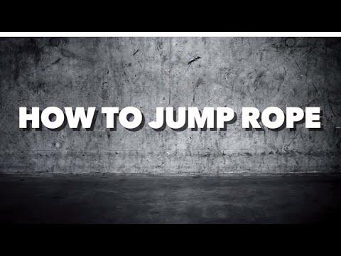 Jump Rope: Single Leg Criss Cross