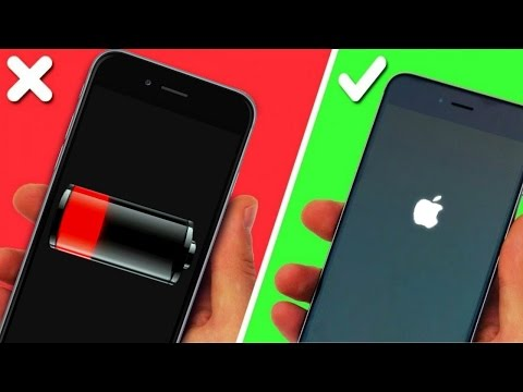 5 Ways to Charge your Phone FASTER (Life Hacks)