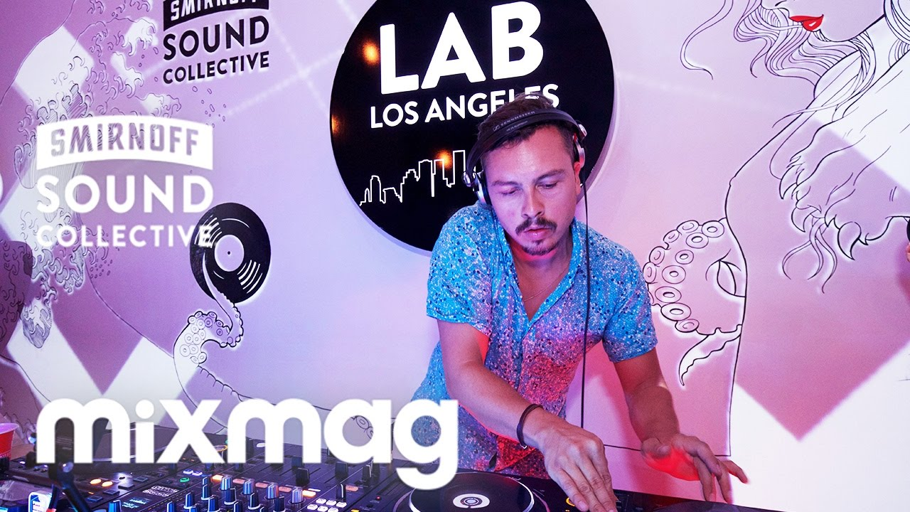 Purple Disco Machine - Live @ Mixmag Lab LA 2016