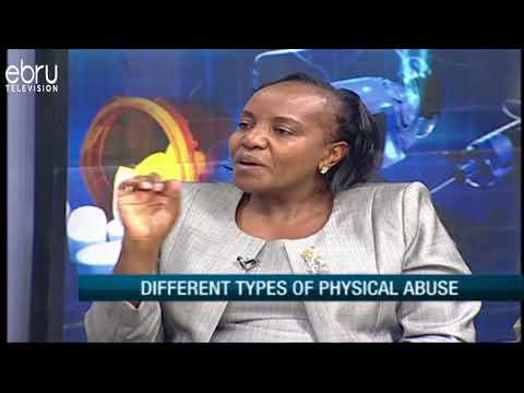 Different Types Of Physical Abuse