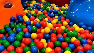 Indoor Playground For Children / Świat Dory Katowice / Plac / Sala Zabaw Dla Dzieci