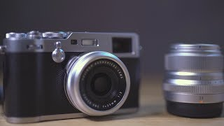 Fujifilm X100F vs X-T2 with 23mm F2 #fujifilm #x100f #23mmf2